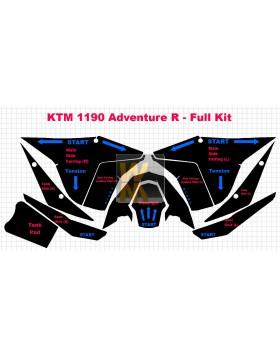 Komplettset KTM 1190 Adventure R